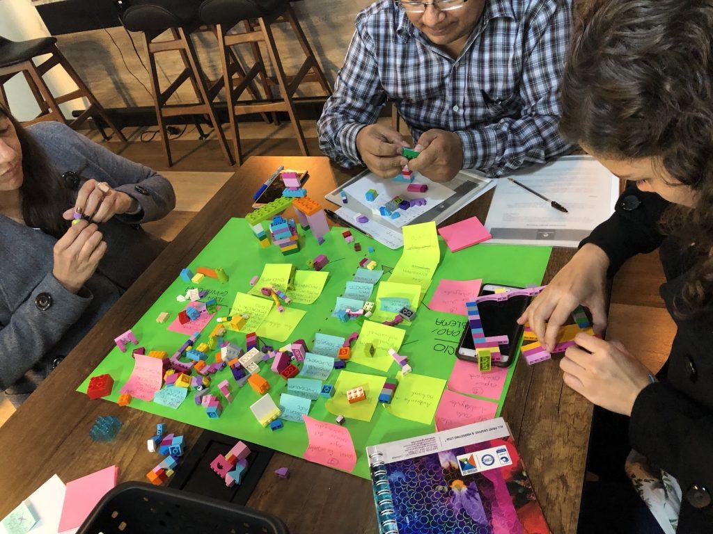 Capacitación empresarial Abel Loaiza LEGO SERIUS PLAY